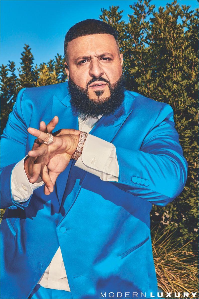 Dj Khaled Covers Ocean Drive Talks Son Asahd Dj Khaled Dj Khalid Dj