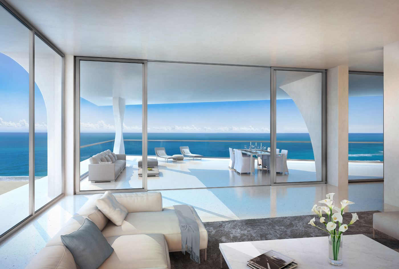 NEW Luxury Jade Signature Sunny Isles Beach Condos For Sale Oceanfront Miami Available At The