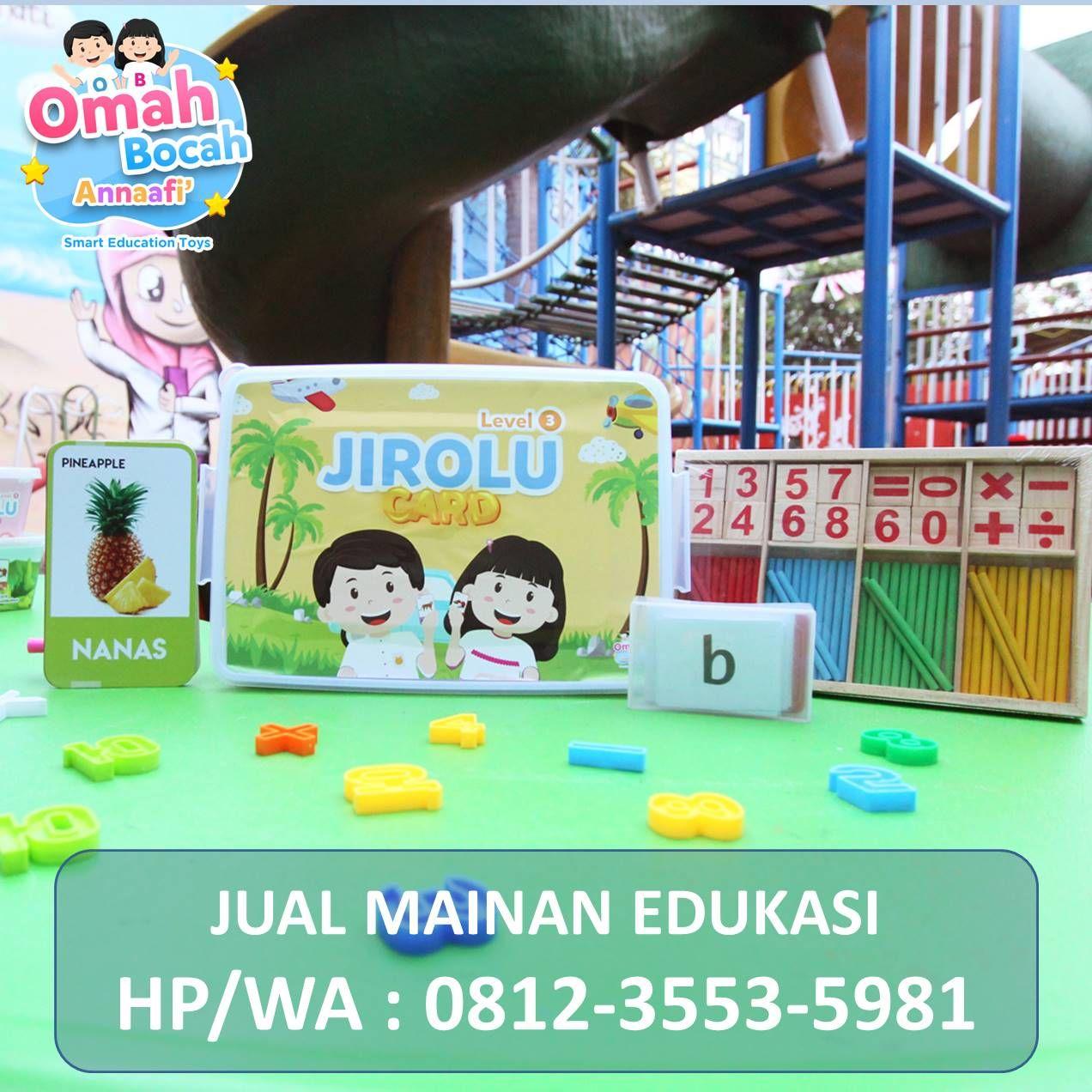 Jual Permainan Edukasi Anak Tlp Wa 0812 3553 5981 Omah Bocah Annaafi Smart Education Toys Malang Di 2020 Mainan Anak Mainan Anak
