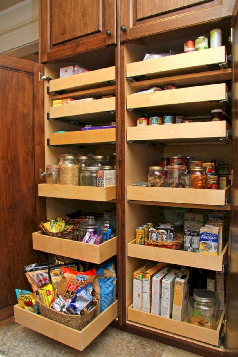 41 Brilliant Kitchen Cabinet Organization Ideas Kitchen Cabinet