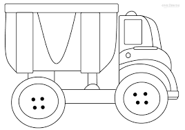 Résultat De Recherche D Images Pour Coloriage Camion