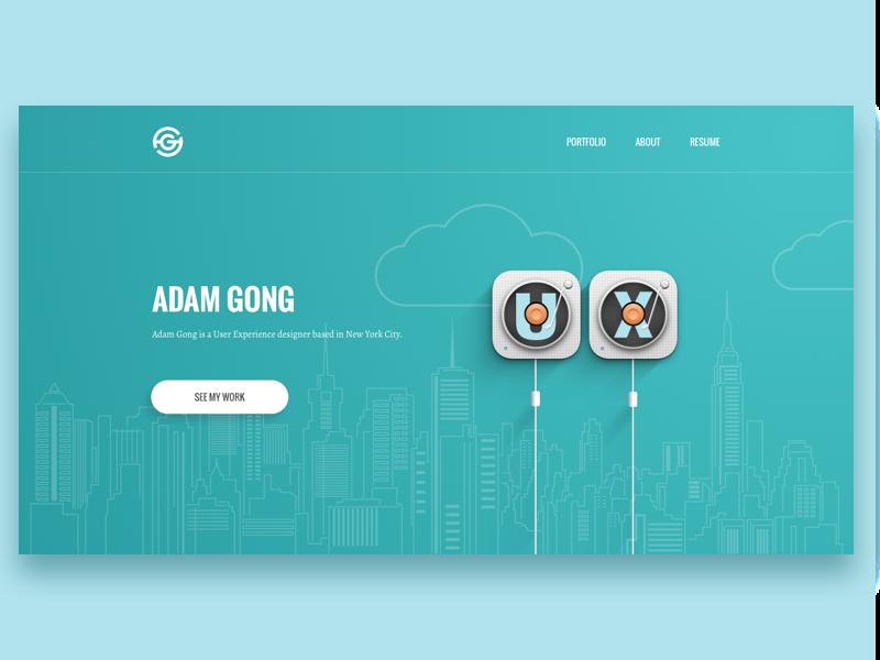 Portfolio Landing Page Portfolio Website Design Inspiration Portfolio Website Design Portfolio Design