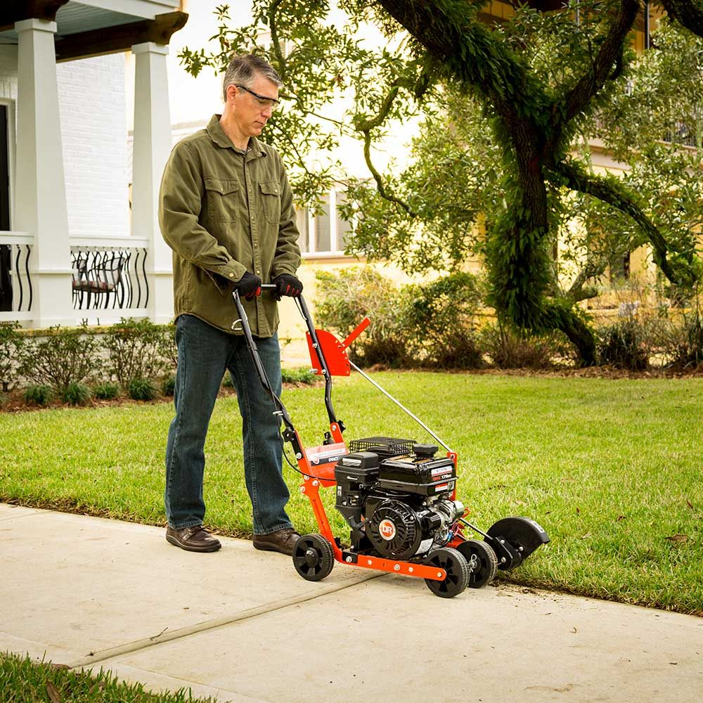 DR Lawn & Garden Edger Lawn edger, Best lawn edger