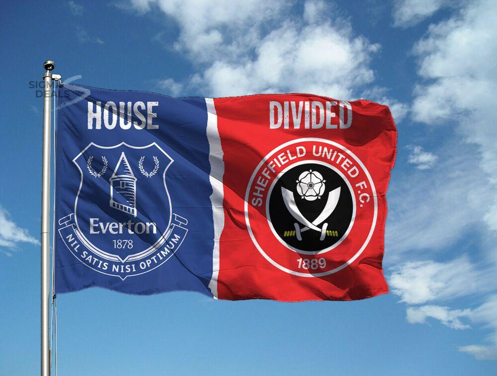 Manchester City Flag Banner 3x5 ft England Premier Football Soccer Vintage