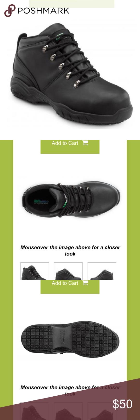 SR Max SRM225 waterproof safety toe