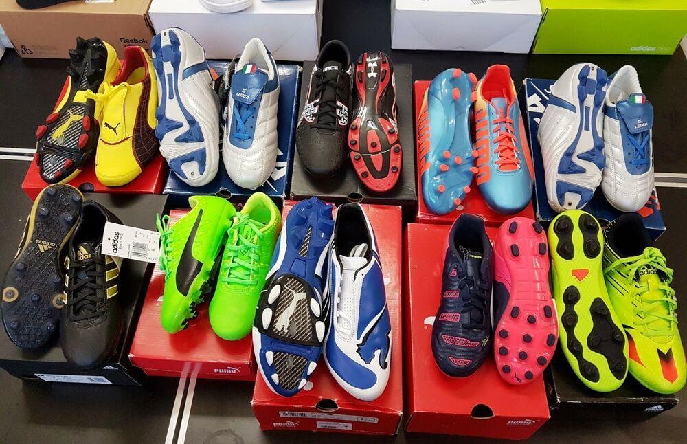 Paar Schuhe Adidas FuÃballschuhe Sonderposten Puma 10 Sport mnwOvN80