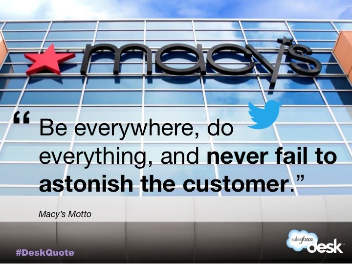 Macyu0027s motto #customerservice #quotes Customer Service Quotes - macy sales associate sample resume
