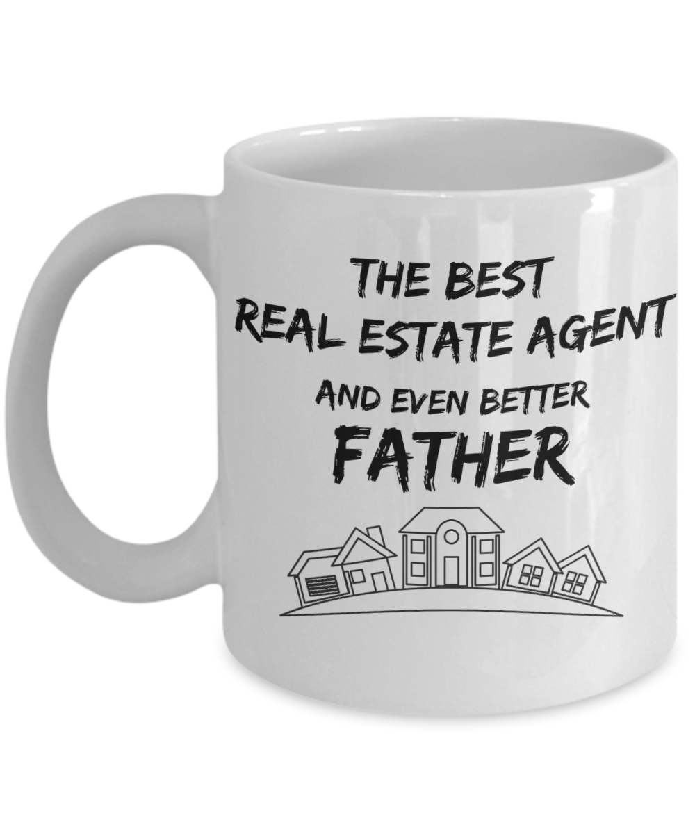 Funny Realtor Dad Gift