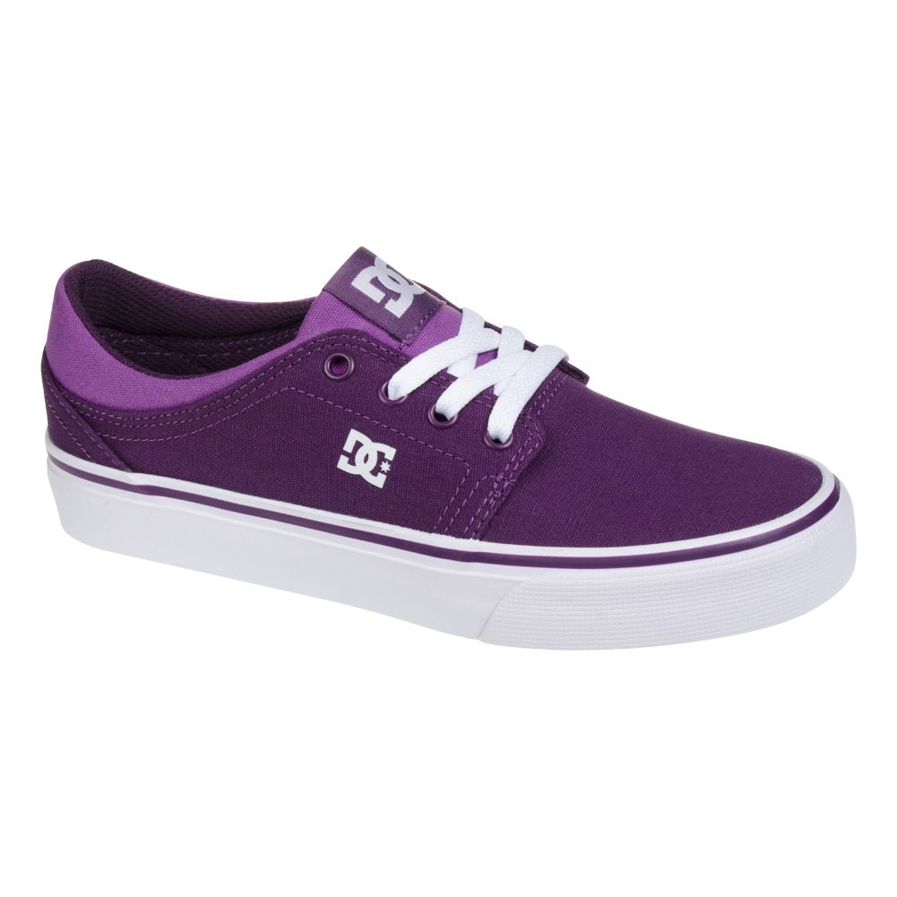 DC Shoes Trace TX Trainers (Purple Wine)