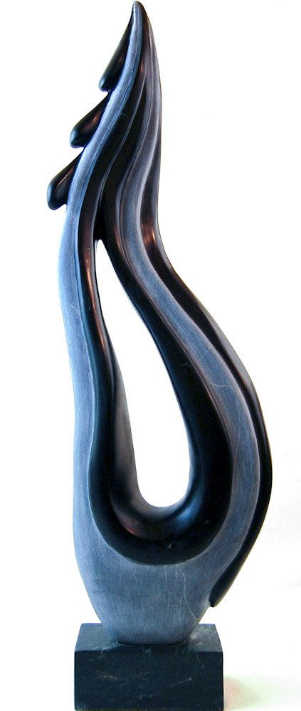 Home Decor Abstract Stone Carving Sculpture By WildAboutYou