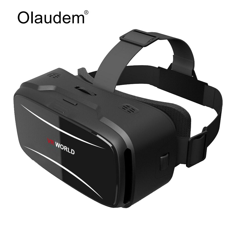 Vr World Virtual Reality Headset Free Shipping Worldwide