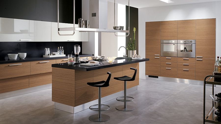 12 Trendy Kitchen Compositions With Sophisticated All Italian Charm Modern Kitchen Kitchen Design Contemporary Kitchen Design