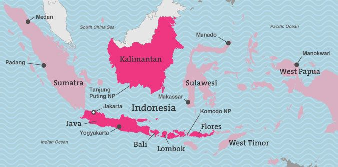 Indonesia Weather In June Temperature Climate Best Time To Visit