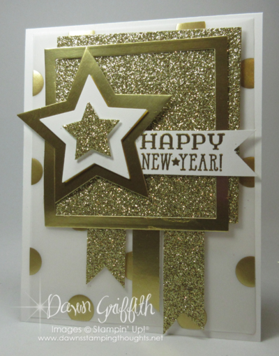 count down happy new year hour 4 dawn griffith stampin up