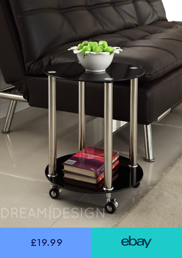 Side End Tables Home Furniture Diy Ebay Coffee Table With