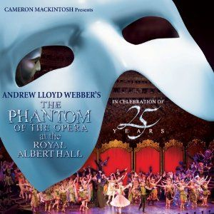 The Phantom Of The Opera At The Royal Albert Hall In Celebration