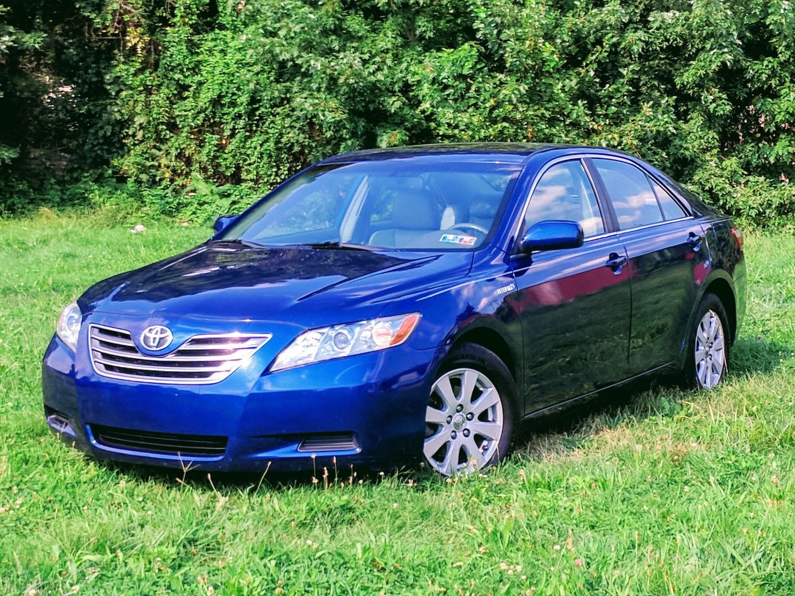 Lovely Cool Toyota 2017: 2009 Toyota Camry Hybrid NO RESERVE! 34 MPG! 1