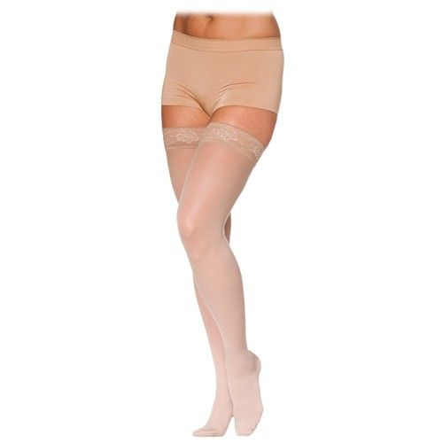 68647a61d6 Sigvaris EverSheer #Therapeutic #CompressionHose 20-30 mmHg Thigh ...