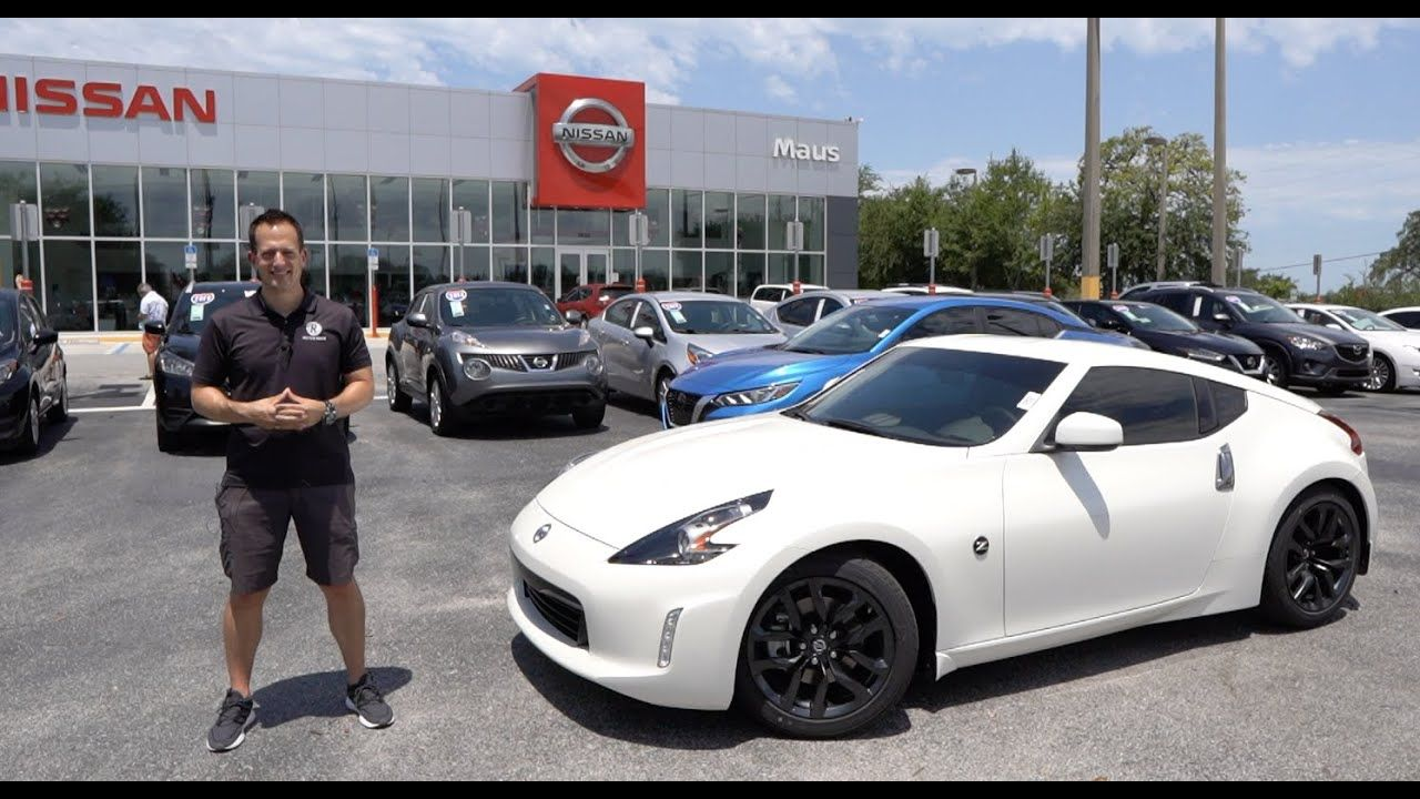 Is the 2020 Nissan 370Z a BETTER sports car than the