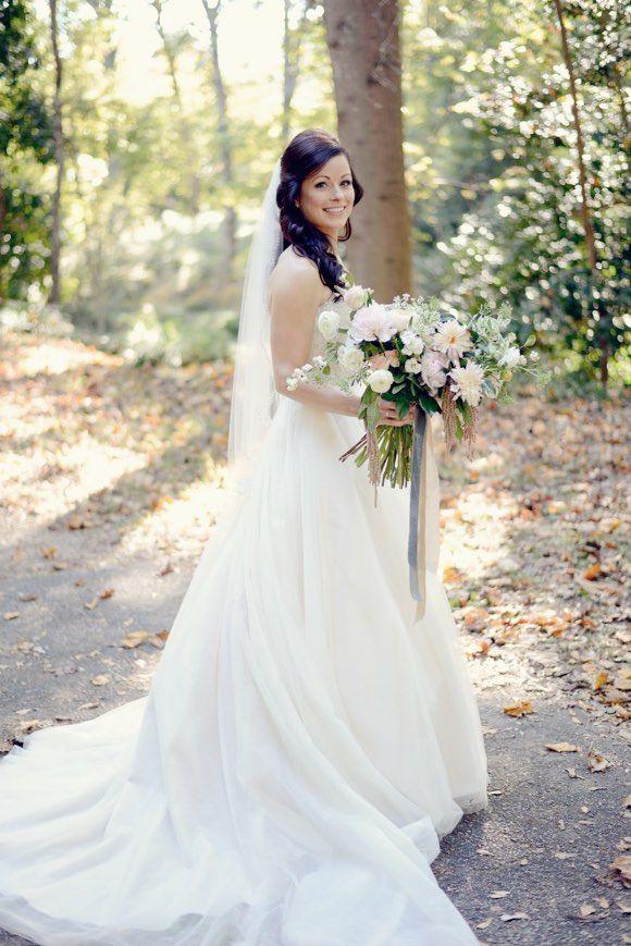 Sweet Atlanta Wedding with Southern Charm - MODwedding