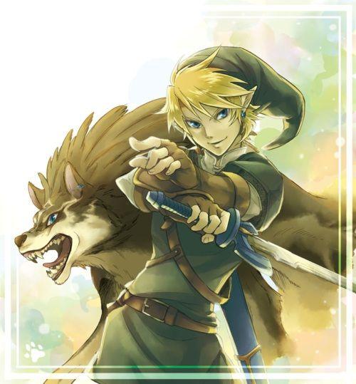 Link Gaming Legend Of Zelda Zelda Twilight Princess