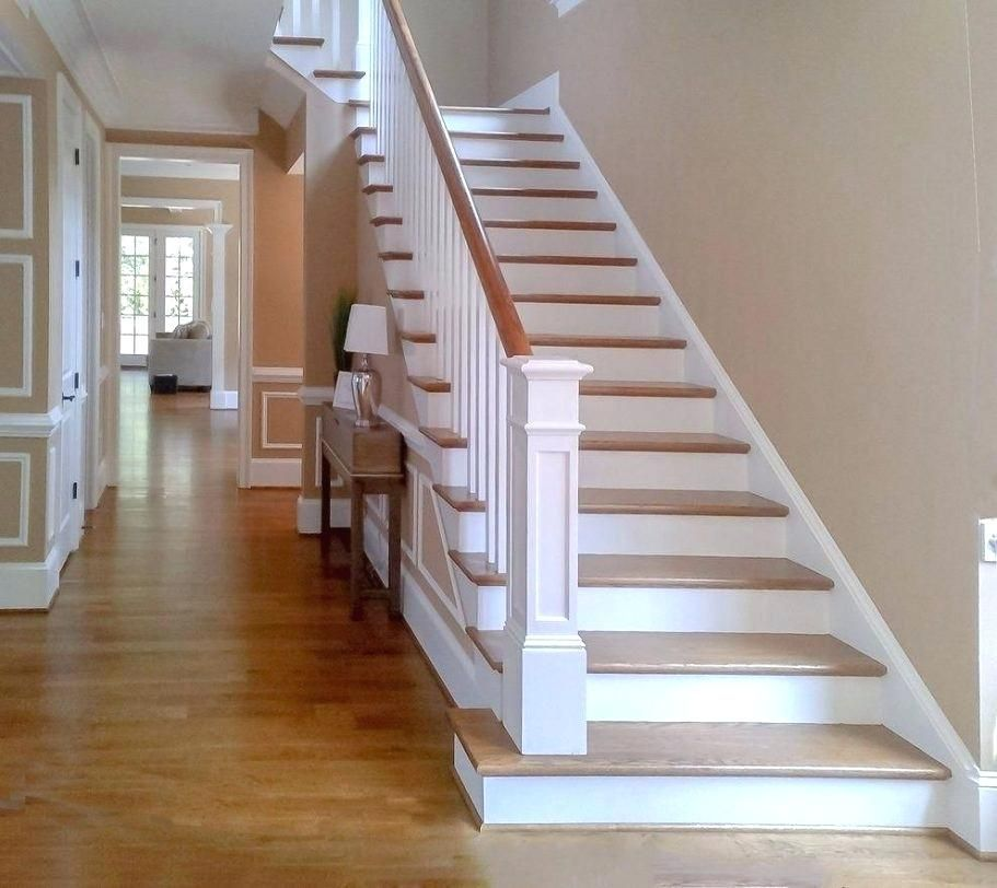 Best Wall Stair Railing Marvellous Basement Stairs Finishing 400 x 300