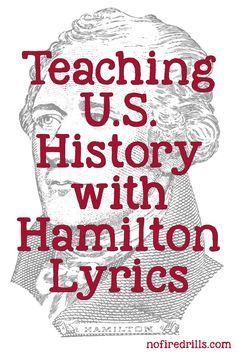 Photo of Teach Hamilton (the Musical) In the Classroom – Be your best teacher!