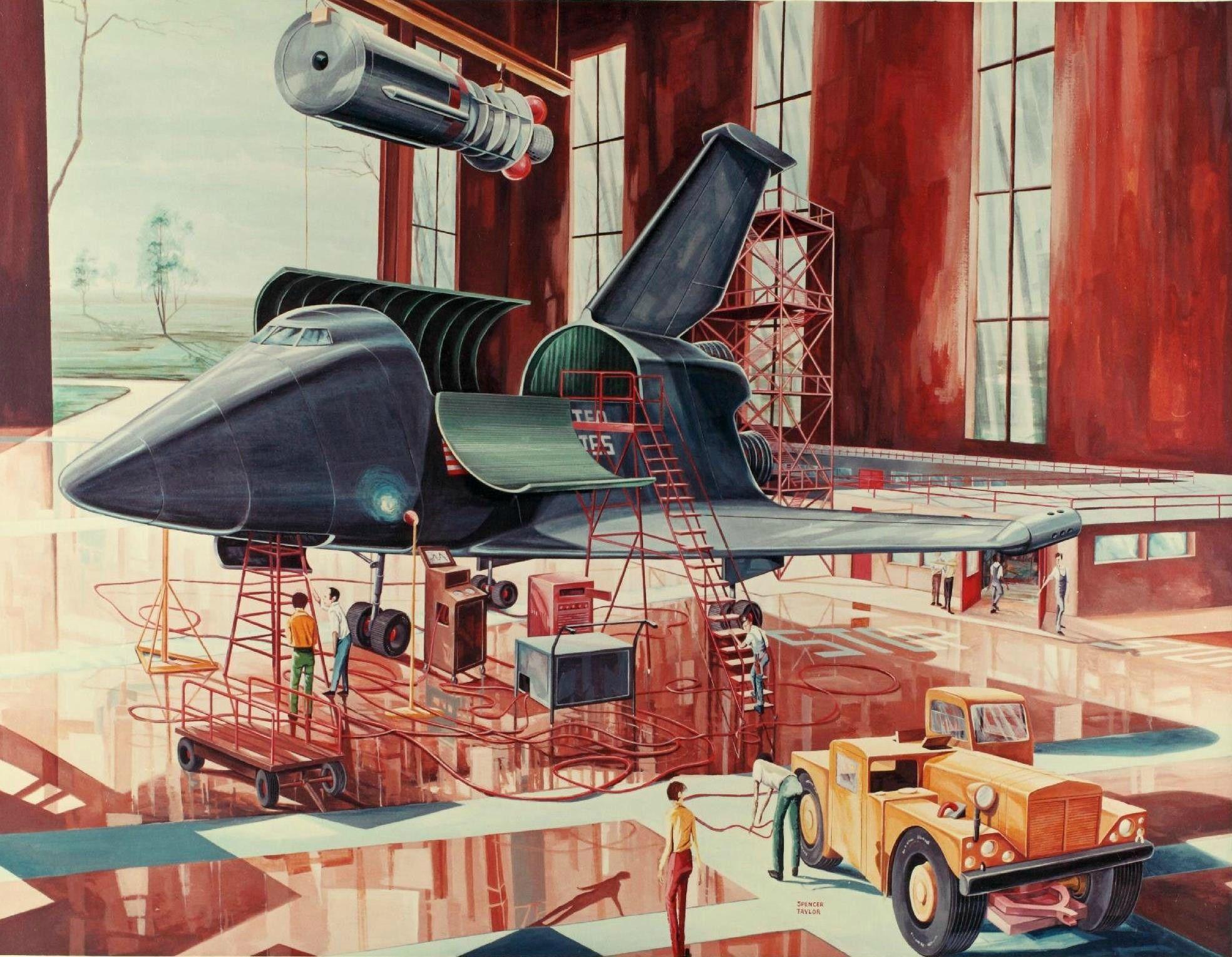 Na nasa new space shuttle design - Nasa Space Shuttle Concept Art