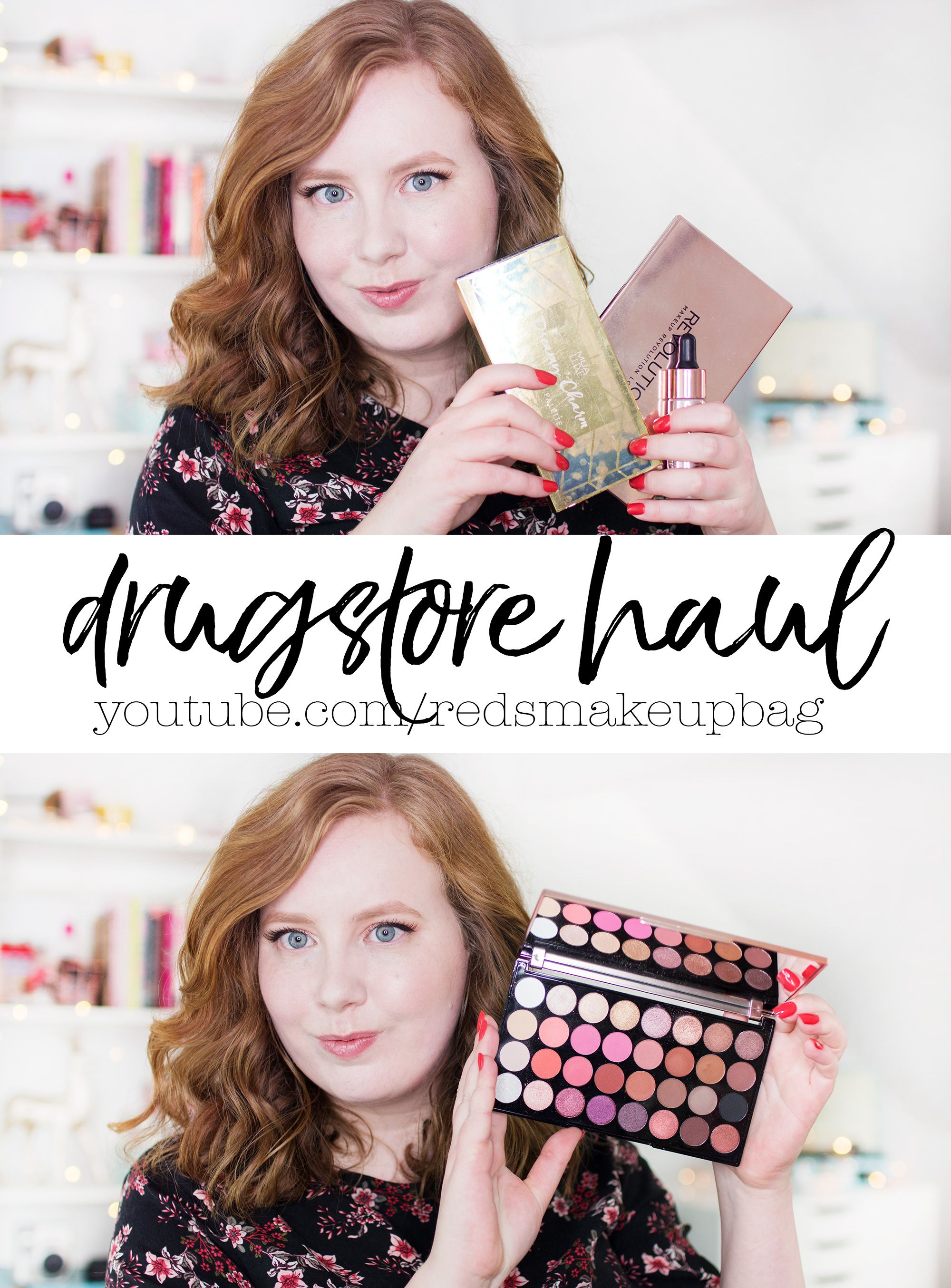 Epic drugstore makeup haul! Featuring all the bits and