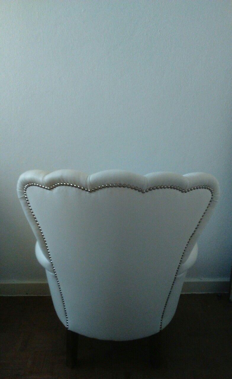 Reciclagem de Cadeirao (Senhorinha) ♻💟