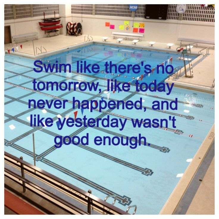I Love This Quote Swimming Quotes Swimming Motivational Quotes Swimmer Quotes