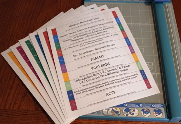 prof-grant-horner-bible-reading-plan-bookmarks-1   Books