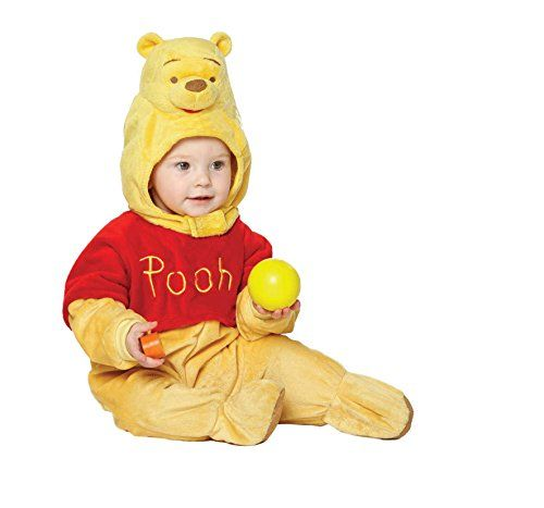 Disney Baby Winnie the Pooh with Moulded Head - Months.  Share your babys  first Disney experience with this… d217b15cf1f