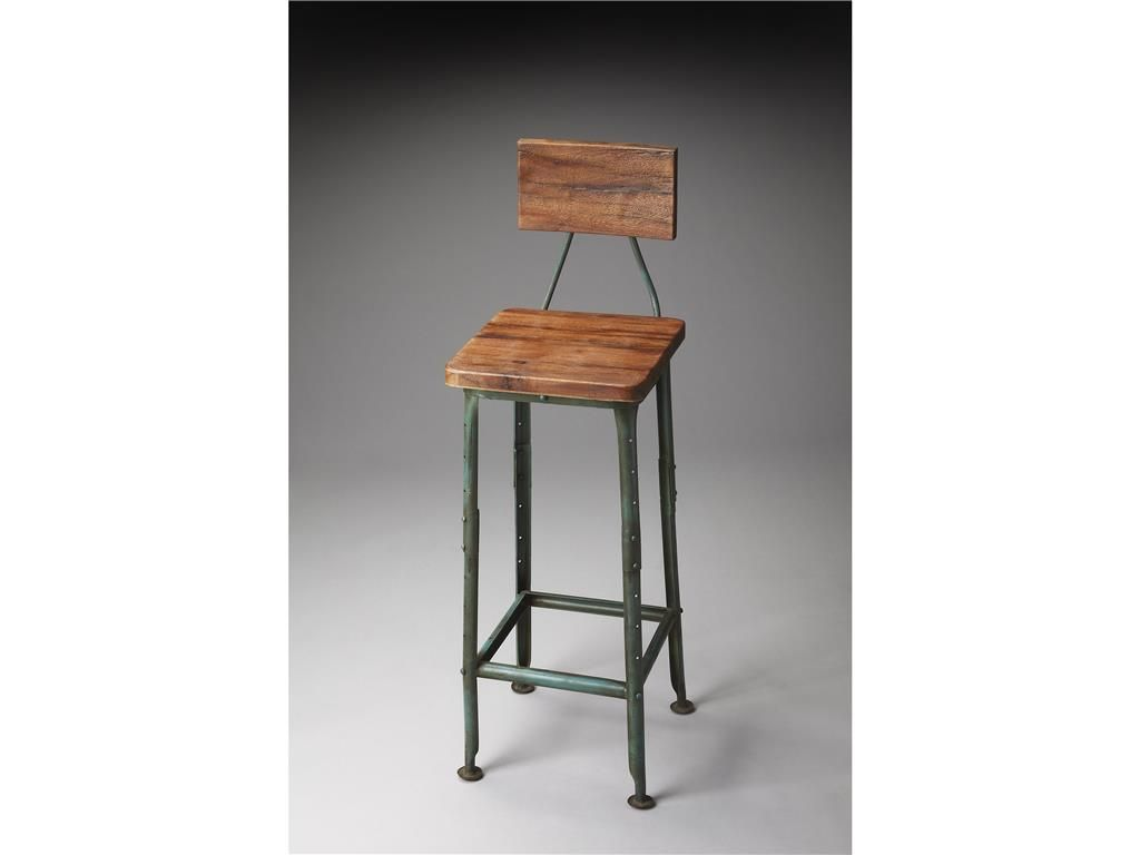 Butler Specialty Company Bar and Game Room Bar Stool 1171025 - Americana Furniture - Tucker, GA
