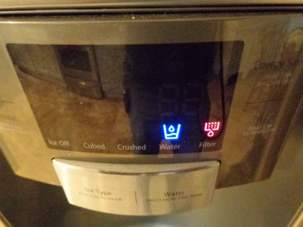 How to Change the Water Filter in a Samsung TwinDoor