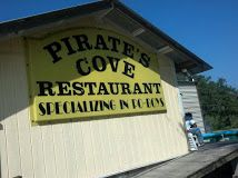 Pirates Cove Restaurant In Pass Christian Ms Bucket List