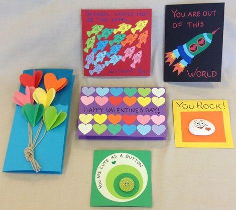 Valentines Day  Creative teaching  Valentines card  English