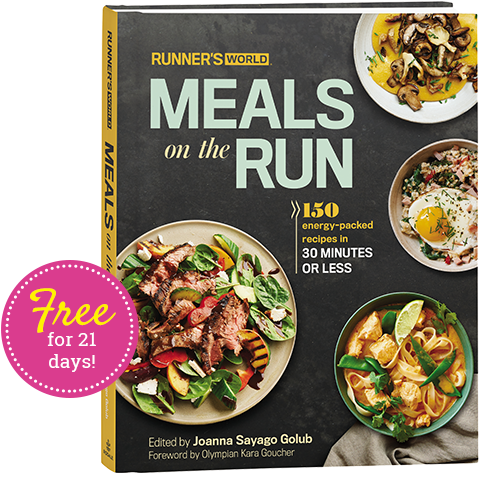 Reach Your Goals Even Faster With Your Free Gift Running