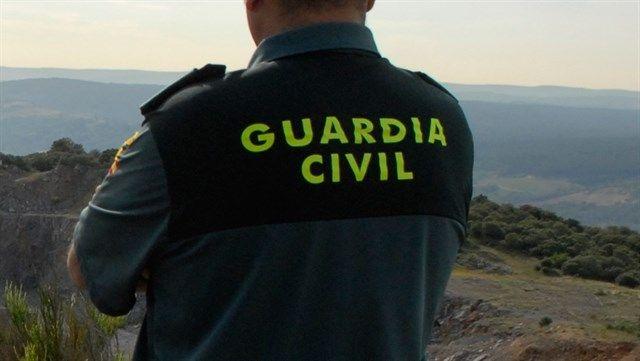 Doce guardias civiles heridos en un accidente con arma de fuego durante unas prácticas