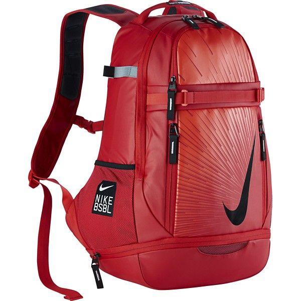 Nike Vapor Elite 2.0 Bat Backpack Red  e396f6eeeb44a