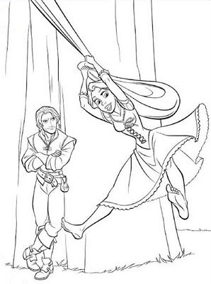 Disney Coloring Pages Tangled Coloring Pages Rapunzel Coloring Pages Disney Coloring Pages