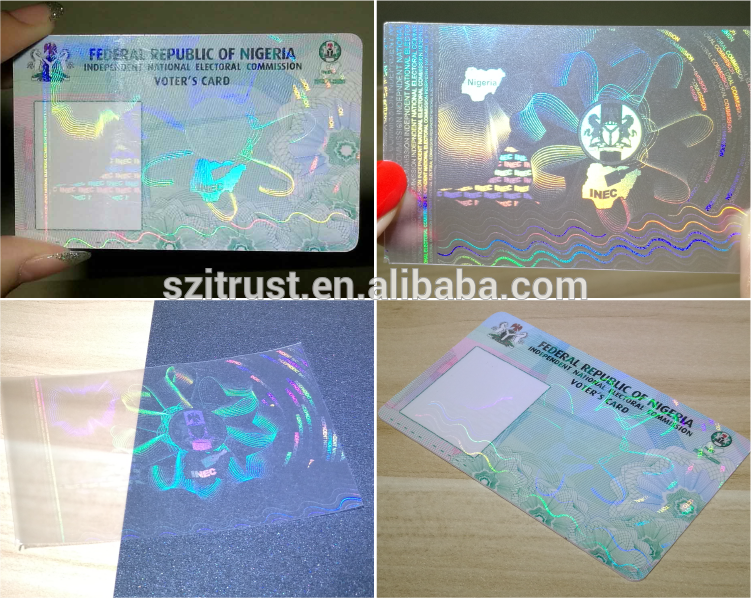 Custom id card overlay hologram id card hologram stickers fl hologram overlay buy id card
