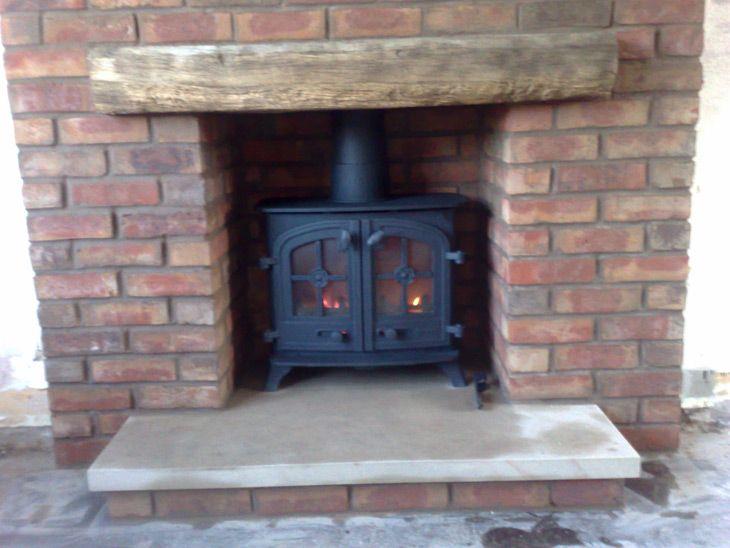 Wood burning stoves - Yeoman Wood Burning Stove Interior Inspirations Pinterest