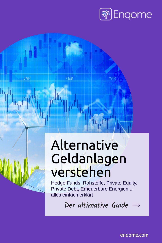 Der Ultimative Guide Fur Alternative Geldanlagen Geldanlage Erneuerbare Energien Wertpapiere