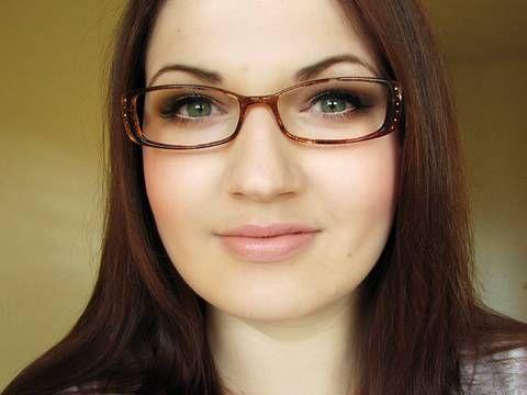 Eye Makeup For Glasses Wearer Glasses Makeup Eye Makeup Steps