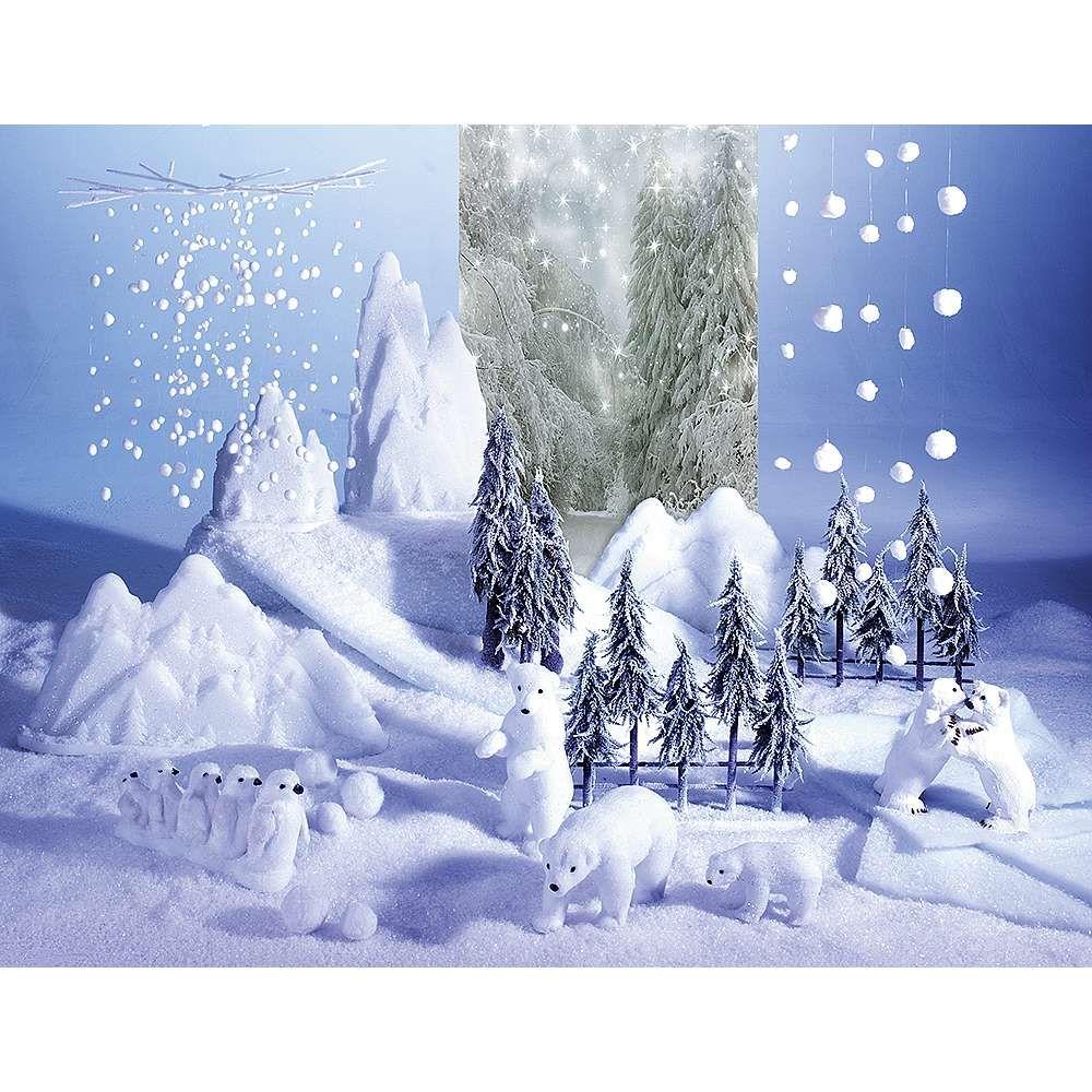 Zaubern Sie Eine Wahre Winterwunderlandschaft In Ihrem