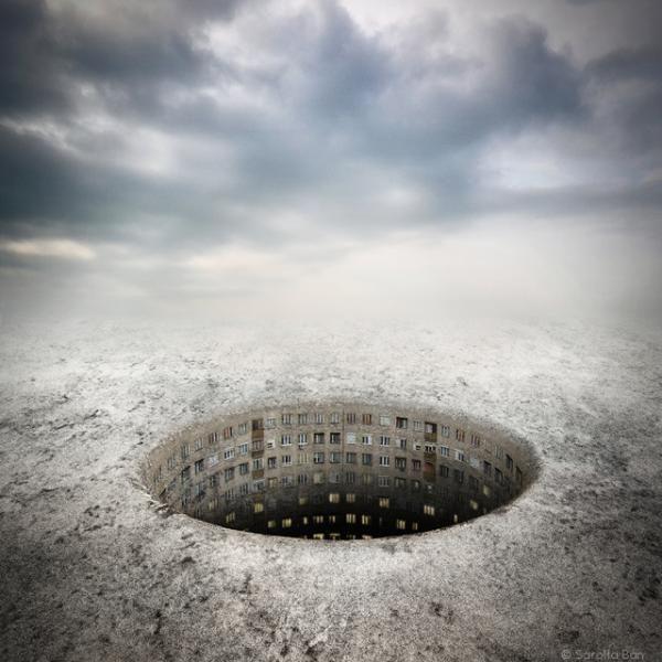 Surreal Photography by Sarolta Bán - Randommization