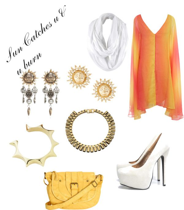 """the sun catches you and you burn"" by sierra-lesnik on Polyvore"
