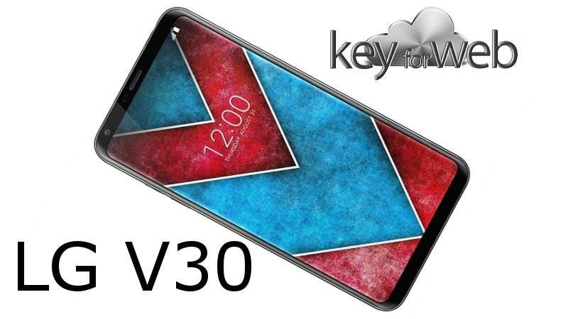 LG V30 in un nuovo render, ma potrebbero essersi sbagliati, questo è un Galaxy S8  #follower #daynews - https://www.keyforweb.it/lg-v30-un-render-galaxy-s8/