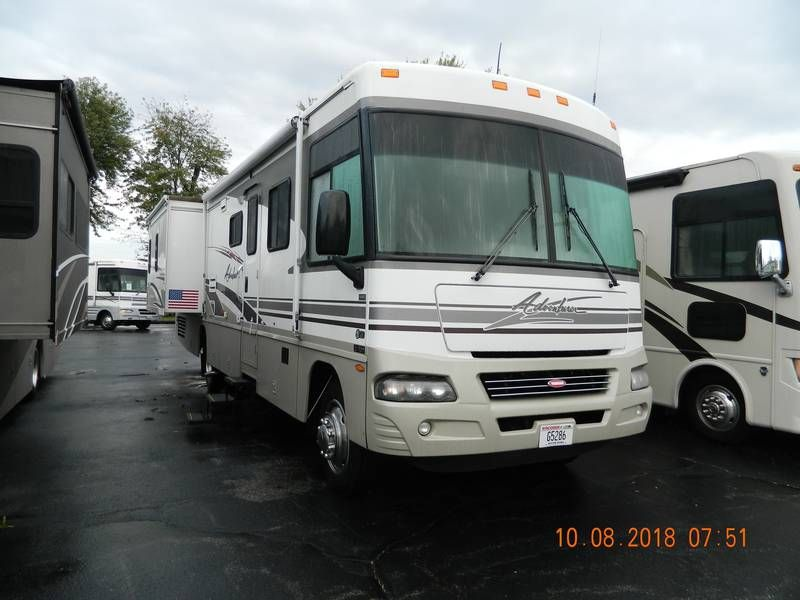 2003 Winnebago Adventurer 35u For Sale Rockford Il Rvt Com Classifieds Winnebago Rockford Adventure